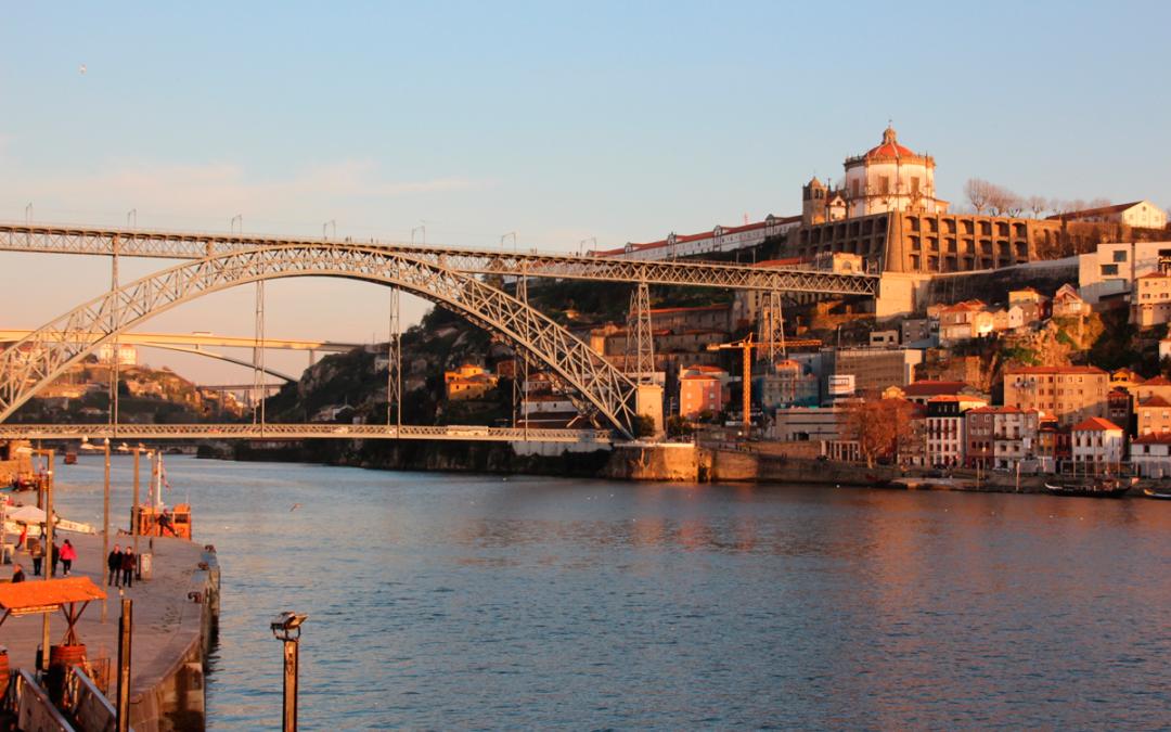 Viajar a Oporto y descubrir una joya de Portugal